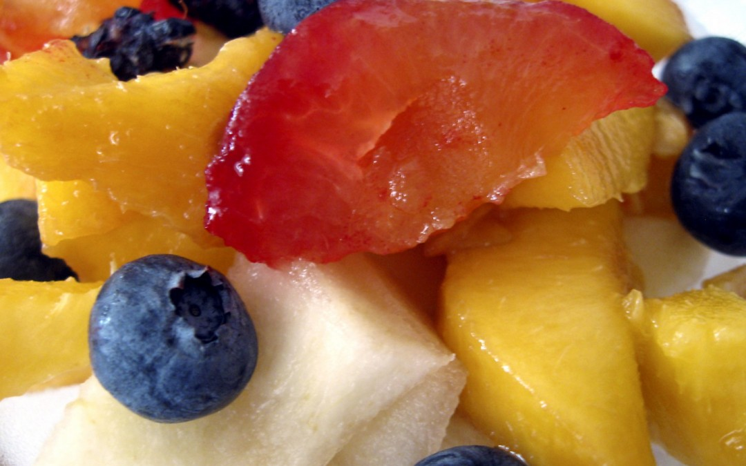 Daily Devotion – Fruit Salad