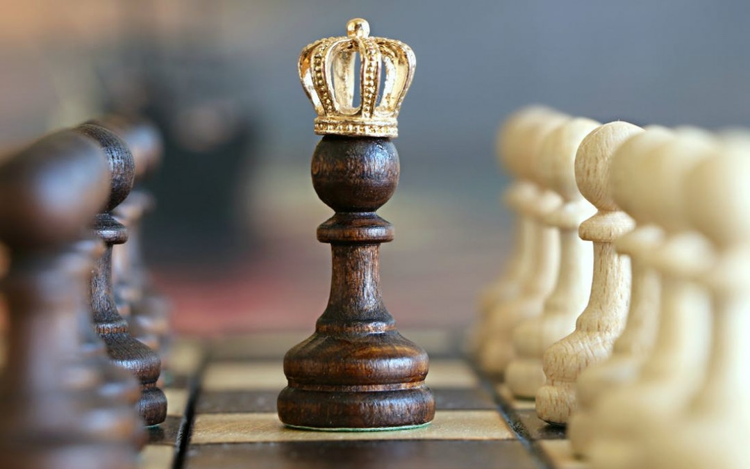 Daily Devotion – Power of the King