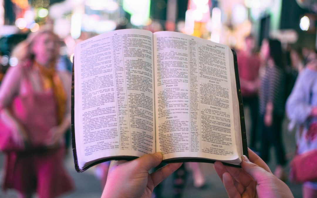 Daily Devotion – Courage to Care, Contact, Confront