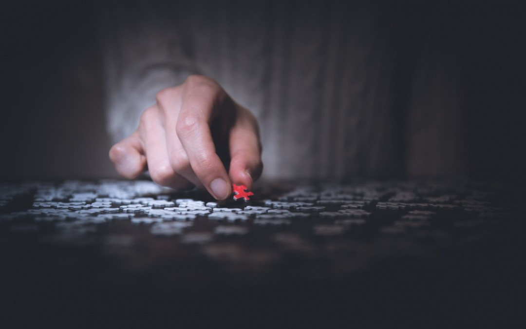 Daily Devotion – Puzzle Piece Faith