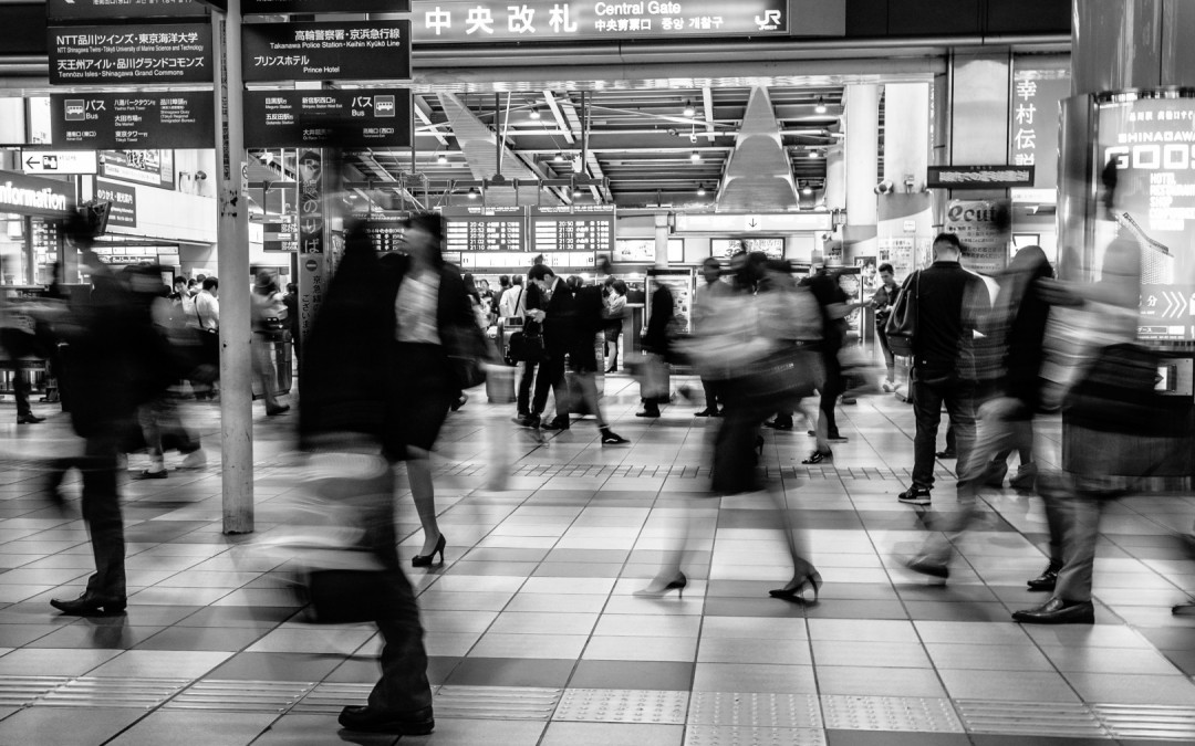 Daily Devotion – Busyness to Anxiety