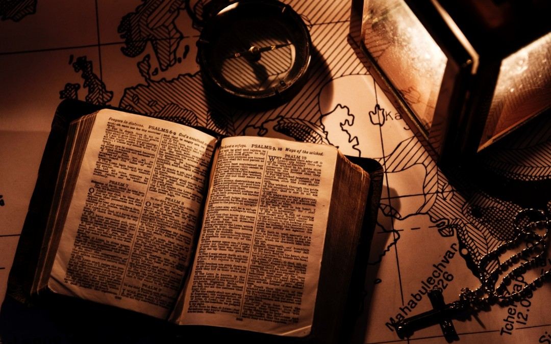 Daily Devotion – 2 Timothy 3:16 – All Scripture Inspired by God
