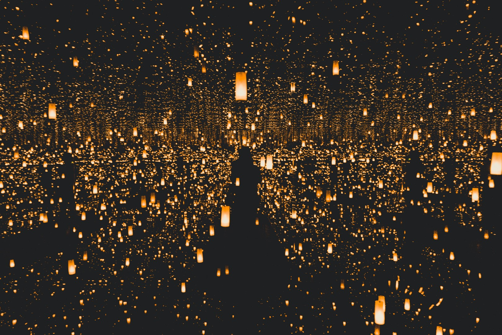 floating lights